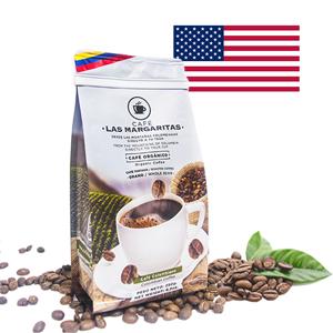 Exportación de café, café verde, café tostado, Cafe Las Margaritas, exportación a Estados Unidos, Café grano, café molido, café tostado, exportación europa